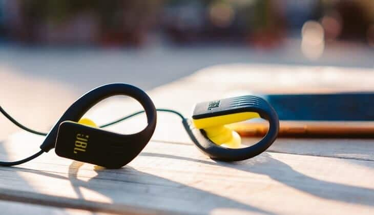 JBL Endurance Sprint Waterproof Wireless in-Ear Sport Headphones