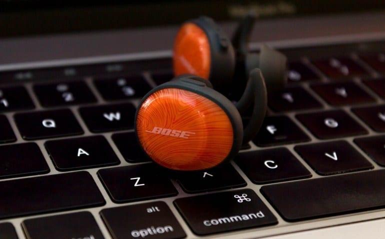 Bose Wireless earplugs