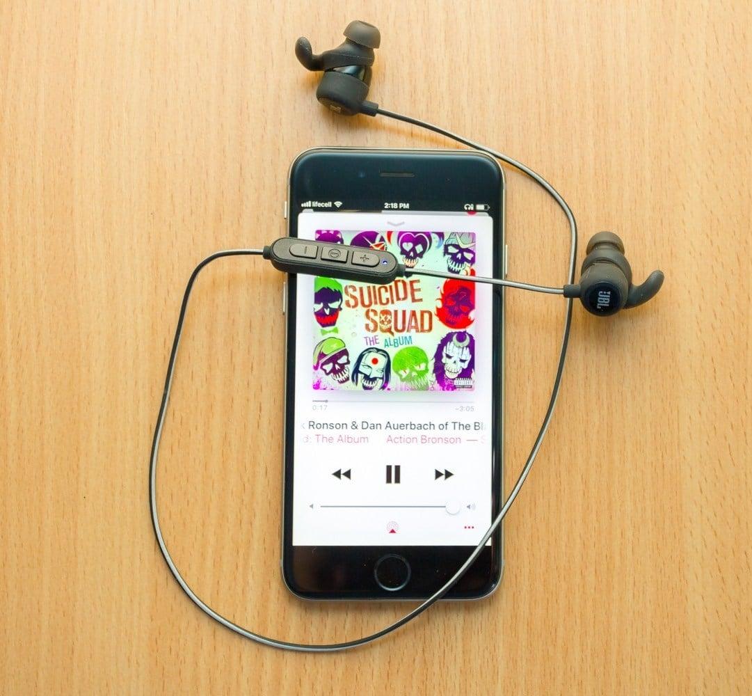 JBL earphones