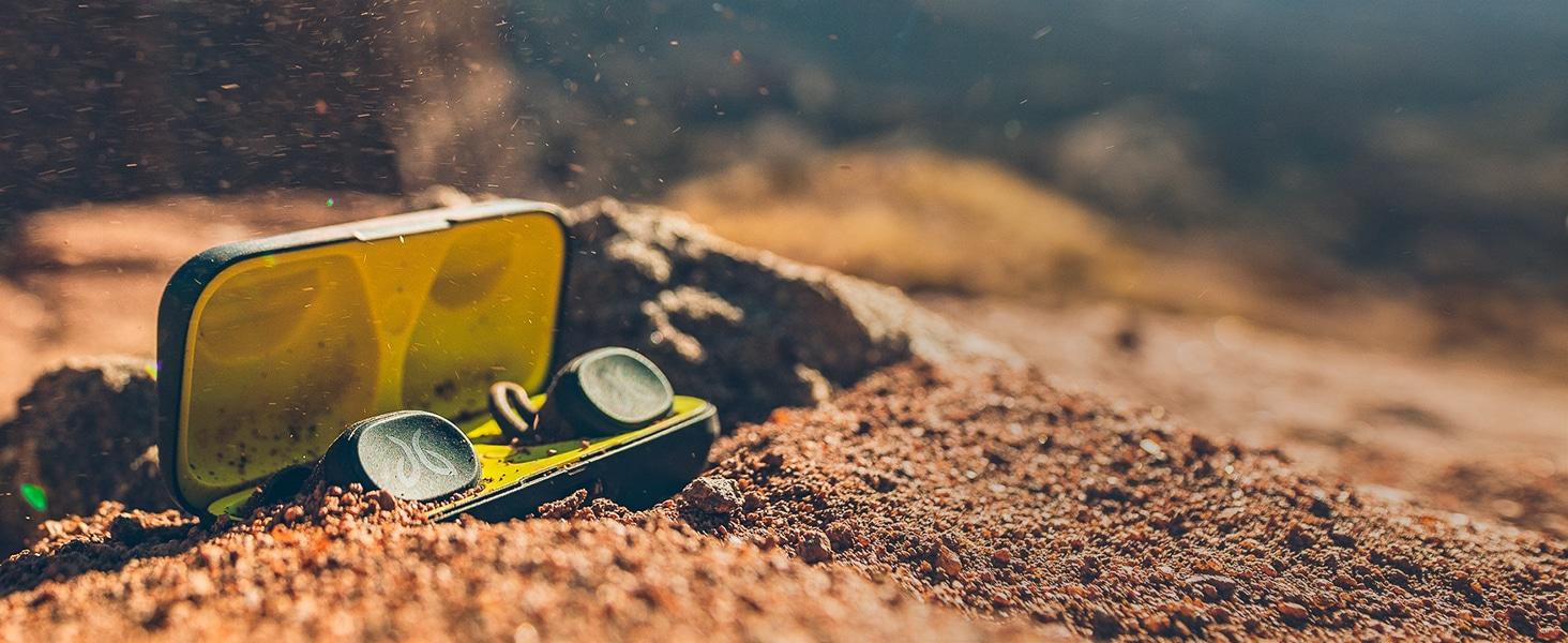 Jaybird Vista True Wireless Bluetooth Sport Waterproof Earbuds