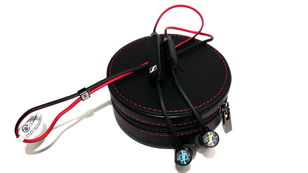 Sennheiser momentum earphones box