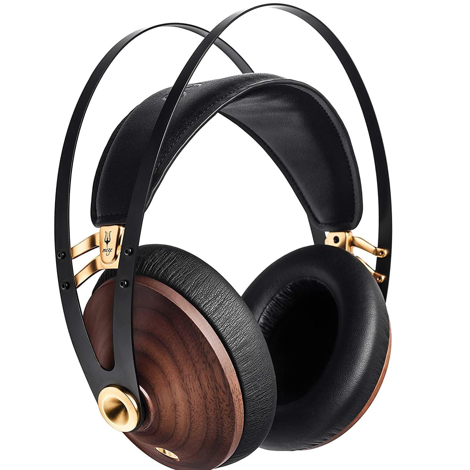 Meze 99 Classics Over-ear Headphones (Walnut Gold): A Complete Review