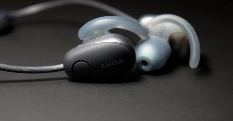 Sony WI-SP600N Wireless Earbuds