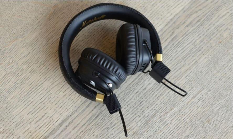 Marshall Major II Bluetooth review