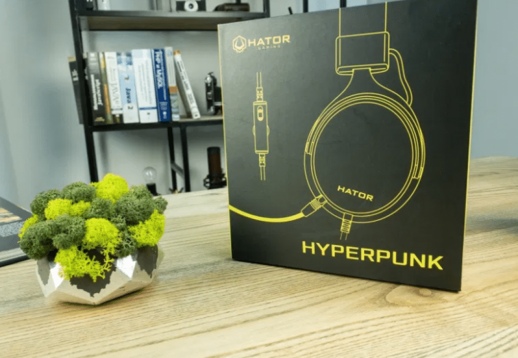 Hator Hyperpunk- Wired Gaming Headset Review