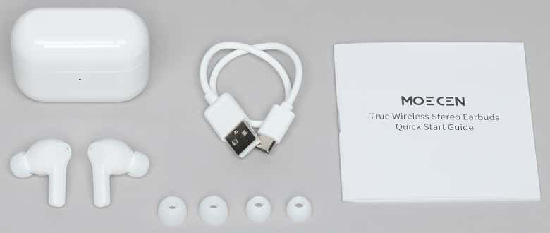 Honor Choice True Wireless Stereo Earbuds package